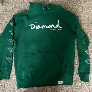 Mens Diamond Sweatshirt